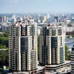 Жилой комплекс «Антарес» с офисными и торговыми помещениями в г. Екатеринбург