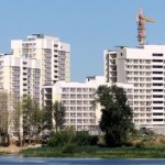 Застройка квартала по ул. Рощинская в Чкаловском районе г. Екатеринбурга