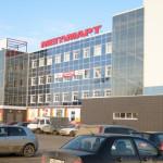 Торговый центр «МЕГАМАРТ» г. Екатеринбург
