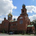 Православный храм во имя Преподобного Серафима Саровского